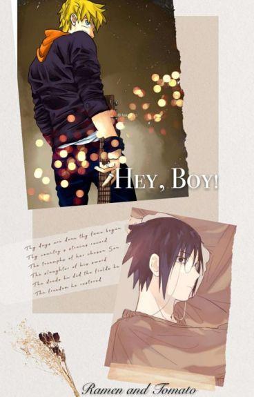 'Hey,  Boy! (END)