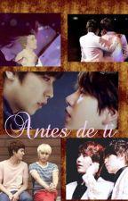 Antes De Ti [KyuMin] by Vanessa_Choi