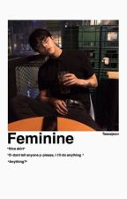 Feminine ♕ j.jk + p.jm by teasejeon