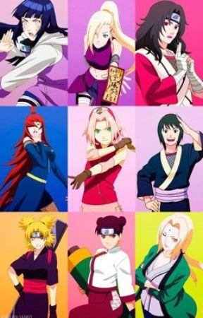 Naruto Couples- How My Love Life Started by HyugaHinata140