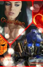 Her Guardian (Transformers Optimus Prime Love) by Akhiraprime