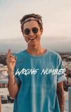Wrong number/ complete  by o2lfanfic1