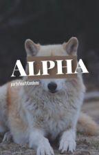 Teen Wolf  // Alpha by partofmultifandoms