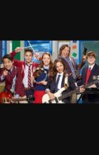 School of Rock: Seddy and Zamika by Janeen_22