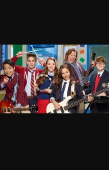 School of Rock: Seddy and Zamika