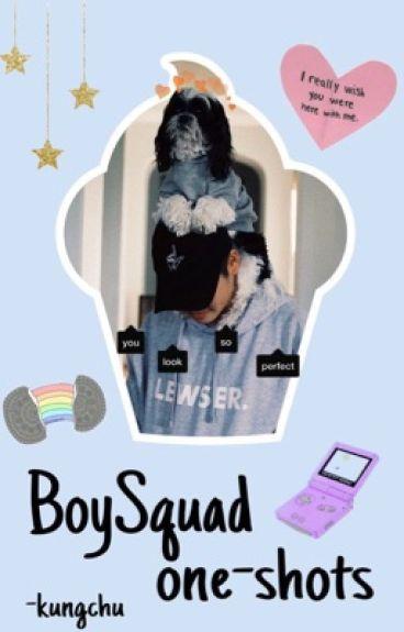 boysquad one-shots