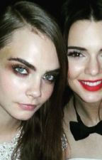 Delicate love Cara Delevingne and Kendall Jenner love story by lnfinateflame