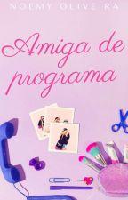 Amiga de programa by NoemyWinchester