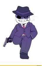 Gunshots Fired (Undermafia!Sans x Lone Assassin/Mafia!Reader/OC)[REWRITTEN] by lazybutt4ever