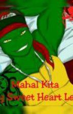 "TMNT TAGLISH STORY  ""MAHAL KITA"" by 31603Orange"