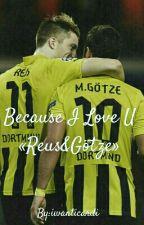 Because I Love U «Reus&Götze» (Sospesa) by iwantozil