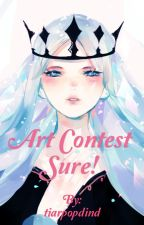 ART CONTEST SURE! by tiarpopdind