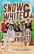 Snow White and the Seven Knights by aeiouhoneylemonsoda