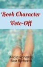Book Character Vote-Off by BeautifullyGold
