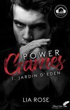 Jardin d'Eden (sous contrat d'édition) by LiaCRose