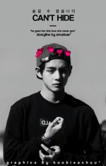 can't hide »taehyung