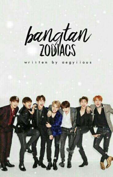 bangtan zodiacs。bts