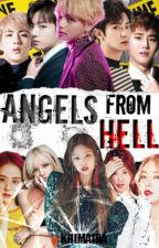 Angels from Hell by Chimerazoria