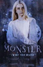 Monster || Jerome Valeska [on hold] by ulzzaing
