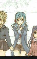 (Fairy Tail Couple) Nếu Phải Chia Ly,  Tôi Chắc Chắn Sẽ Giữ Em Ở Lại. Tôi Hứa !! by VMoschino