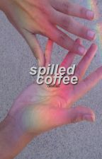 spilled coffee by raindropst
