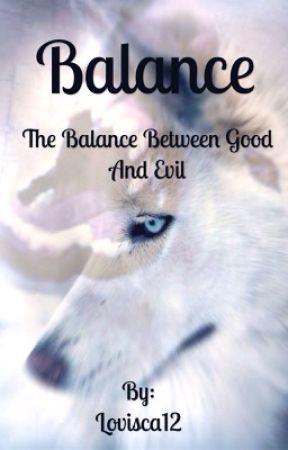 Balance {#Wattys2016} by Lovisca12