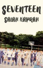 SEVENTEEN SALAH KAPRAH by Seventeen-Wifeu