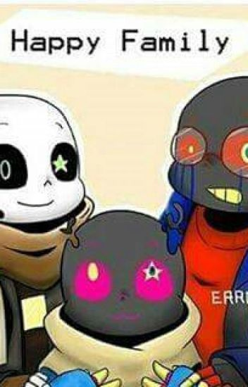 Una familia feliz ( ErrorInk, Freshpaper Y Horrorgradient)