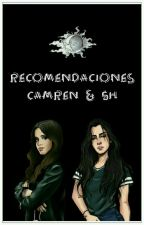 Recomendaciones de Fanfics Camren & Fifth Harmony by bottomless-letters