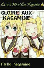 L'histoire de Len et Rin Kagamine. by Kagamine__Len
