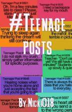 Teenage Posts ! by Nicki018