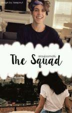 The Squad; Matthew Espinosa by keeplu