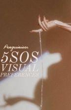 5sos visual imagines  by penguinizer