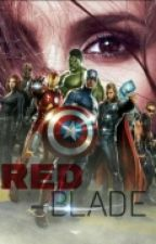 Redblade: The new Avengers by lorietugler