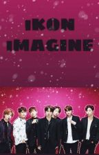 iKON Imagines by sysyshr
