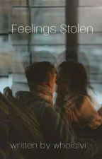 Feelings stolen ; Derek Luh  by Whoisivi