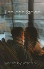 Feelings stolen ; Derek Luh  by Whoisivi