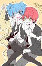 [Karma x Nagisa x Asano]Sắp trở thành cái bãi hổ lốn thập cẩm Anime,Vocaloid by Fukase2003