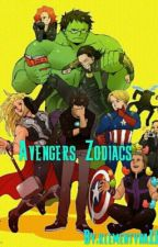 Avengers Zodiacs  by klementyna11