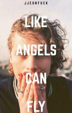 like angels can fly ⚜ muke by teorymuke