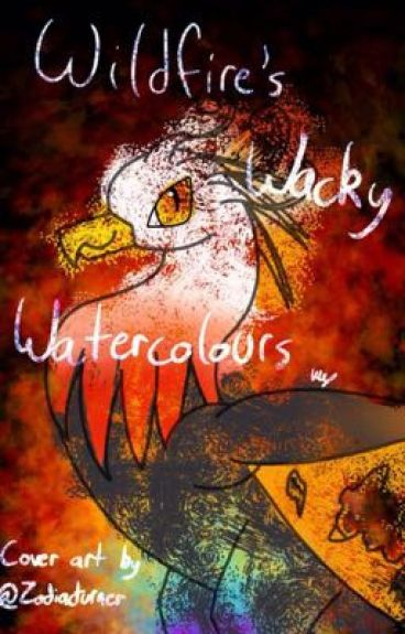 Wildfire's Wacky Watercolours (Art Book #2)