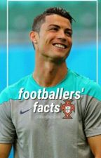 Footballers' Facts by IWantOnlyCris