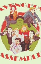Imagines Et Préférence Avengers !  by FandEgypte17