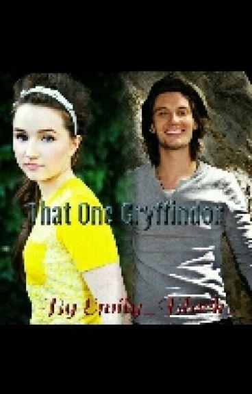 That One Gryffindor (Sirius Black Love Story)