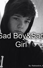 Sad Boy&Sad Girl  Michał Rychlik [ZAWIESZONE] by Radioactive_Miss