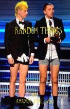 Random Things by Amazon_Girl_4610
