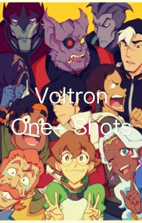 Voltron Legendary Defender X Reader - Experiments (Witch