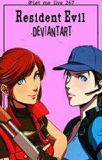 Resident Evil Deviantart by let_me_live_267
