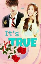 It's True [Fanfiction - Naeun Myungsoo] by _yuzuuu_