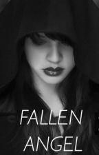 fallen angel  by savannahjademoonsamy